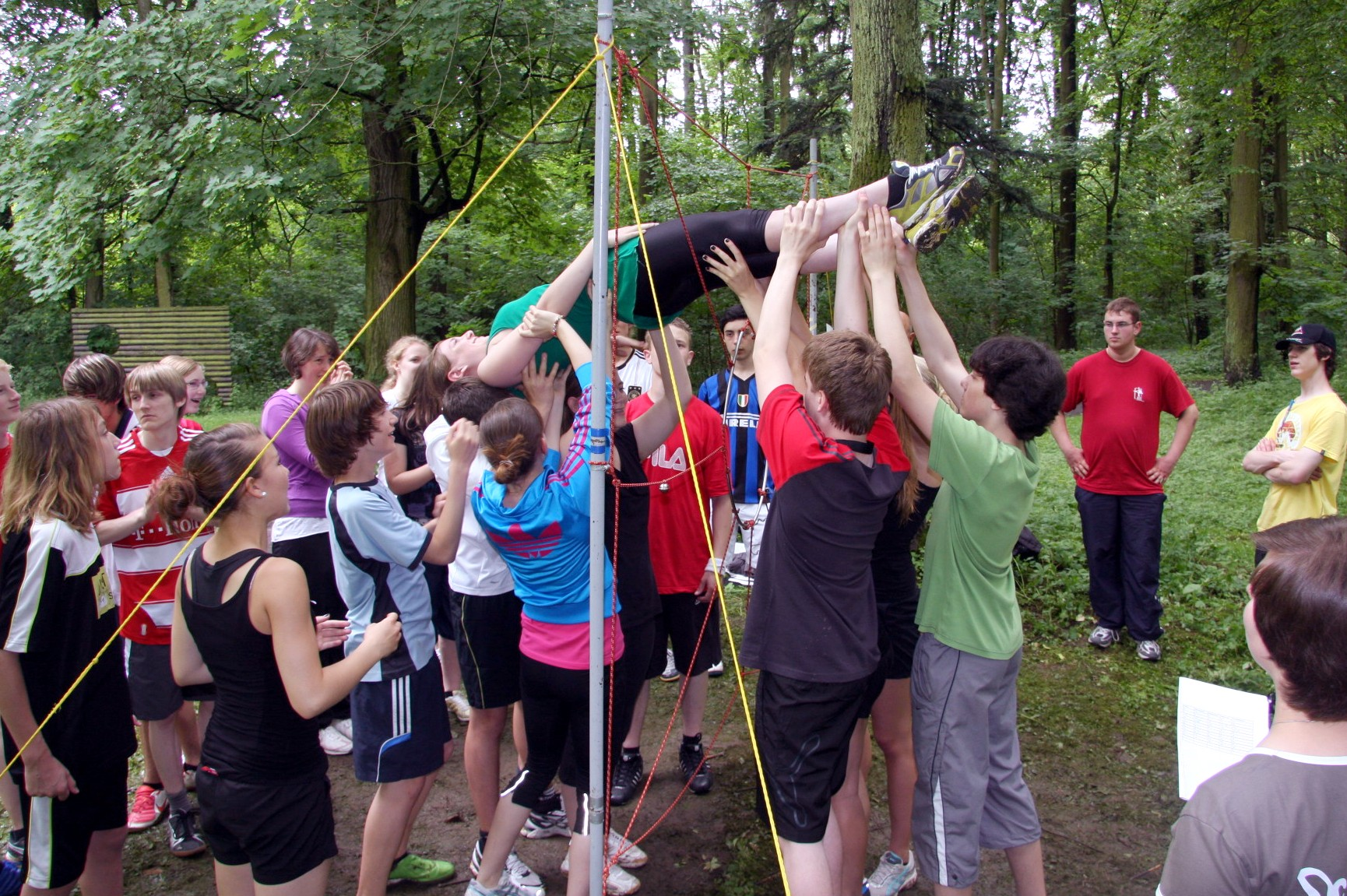 Neu In Alsfeld Freiwilliges Soziales Jahr Im Sport Asc 96 Ev