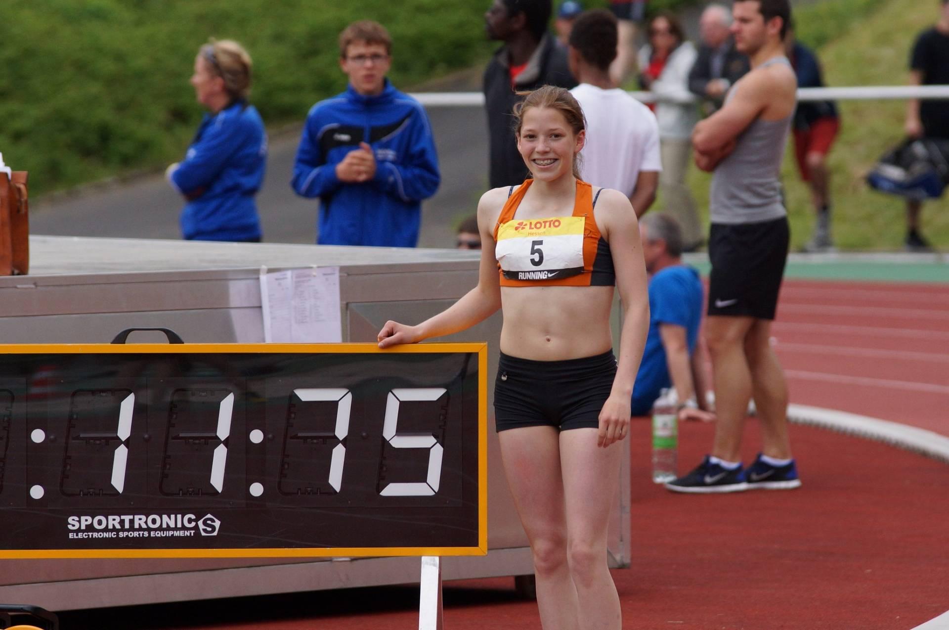 Hessische Meisterschaften Baunatal