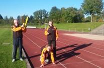 Startschuss bei FSJ-Stelle des Alsfelder Sport-Clubs ´96