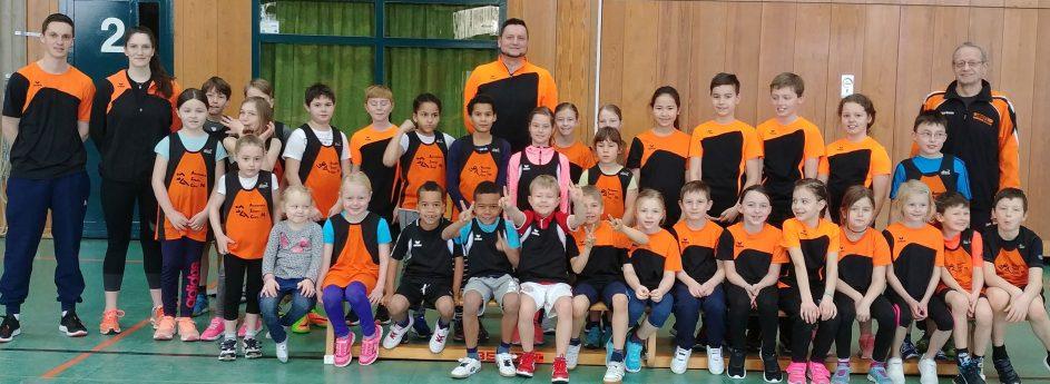 ASC´ 96 mit 34 Kindern bei Kreismeisterschaften in Lauterbach