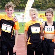 ASC96-Athleten mit guten Platzierungen bei den Hessischen Blockmeisterschaften