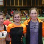 Alsfelder Leichtathleten mit guten Leistungen bei Hessischen Hallenmeisterschaften
