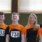Acht erste Plätze für den Alsfelder SC bei den offenen Hallen- Kreismeisterschaften