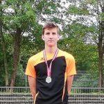 Zwei Medaillen für Alsfelder SC