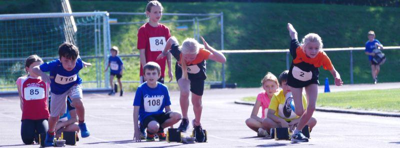 Kreiseinzelmeisterschaften und KiLa zum Saisonabschluss im Erlenstadion